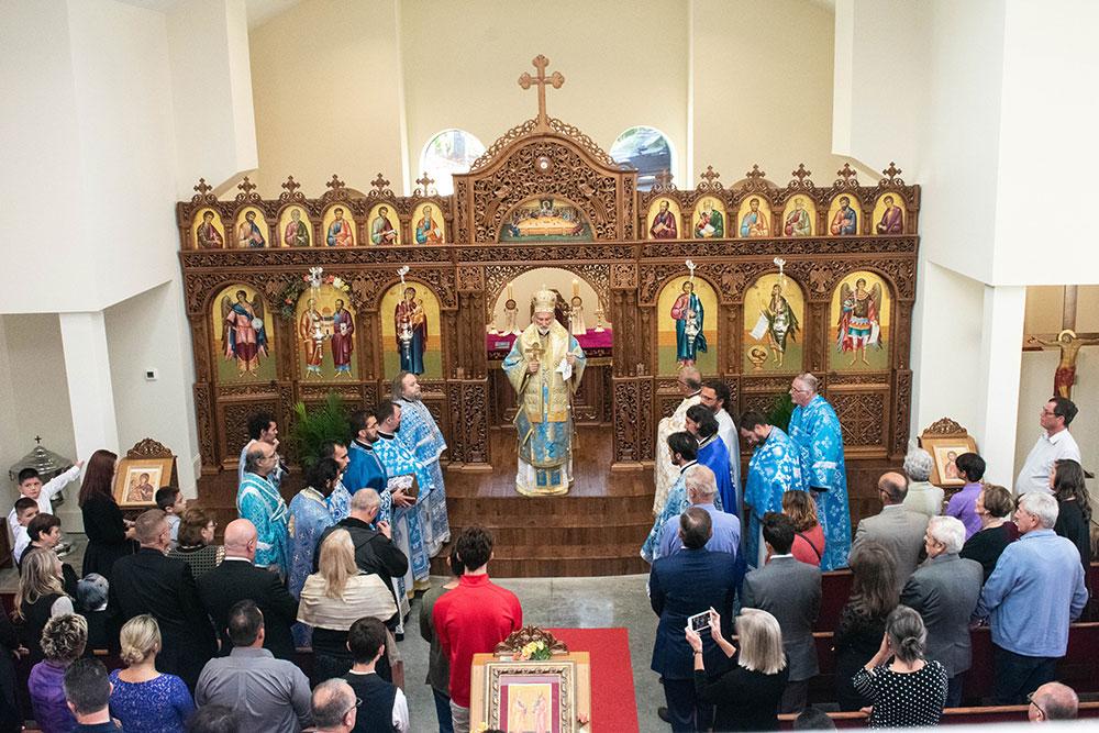 Saints Peter and Paul Serbian Orthodox Church Atlanta GA