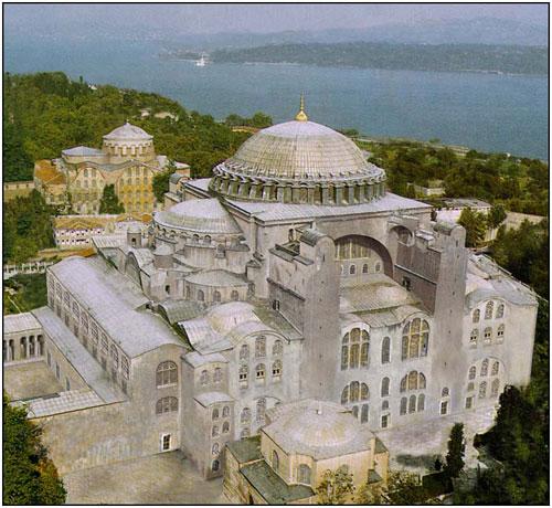 A look at the greek orthodox church